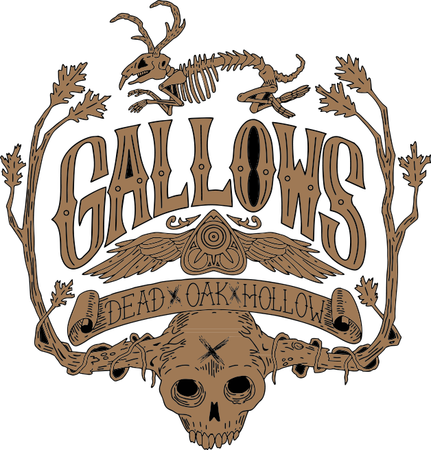 GALLOWS Dead Oak Hollow | Fear the Gallows